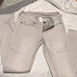 Maurice's grey jeggings